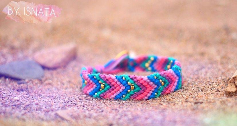 diy tuto bracelet br silien perl beaded frienship bracelet pinterest bracelets. Black Bedroom Furniture Sets. Home Design Ideas