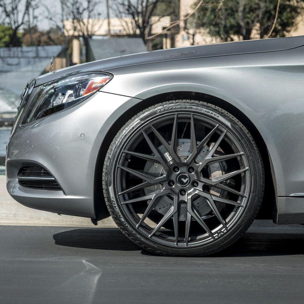 19 Vorsteiner V Ff 107 Concave Graphite Wheels Rims Fits Mercedes W204 C63 Amg Ebay Wheel Rims Wheel Rims For Sale
