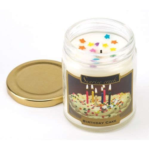 Birthday Cake Scent Candle eBay Stuff Im selling Pinterest eBay