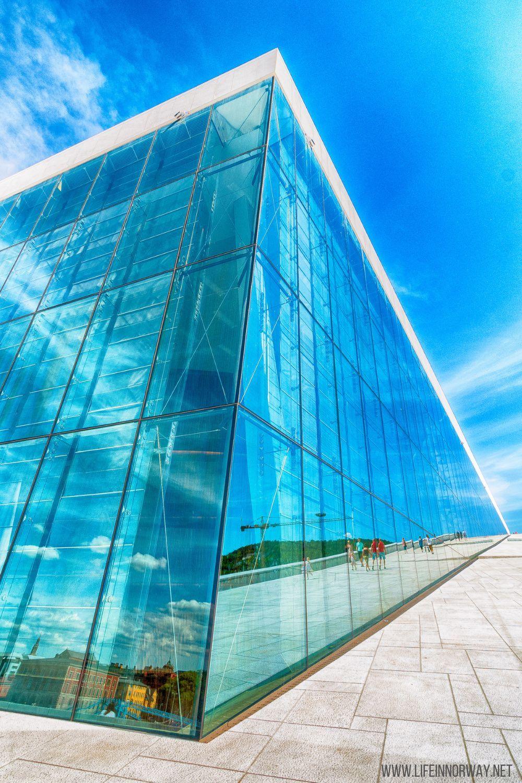 Oslo s Iconic Opera House
