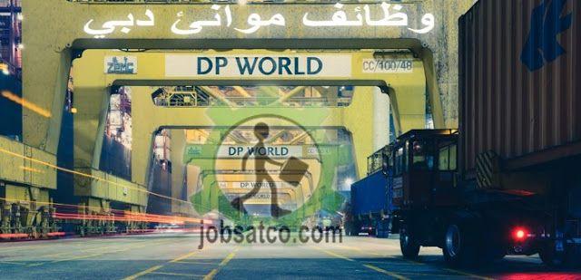 وظائف موانئ دبي العالمية شواغر في موانئ دبي لجميع التخصصات Job World