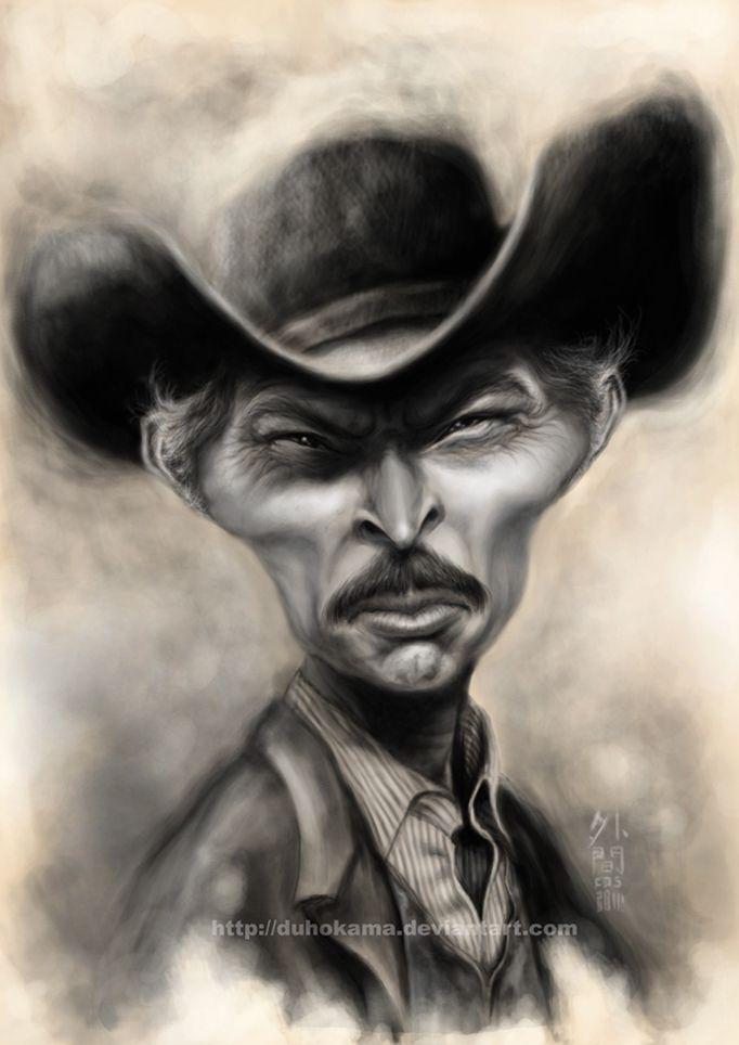 Lee Van Cleef by Duhokama.deviantart.com
