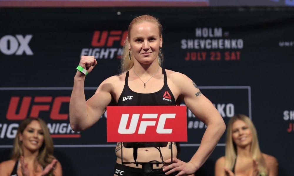 UFC on FOX 23 Shevchenko vs. Pena weighin results and