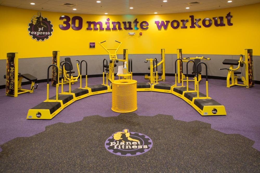 Planet Fitness 30 Minute Circuit Planet Fitness Workout Planet Fitness 30 Minute Circuit Circuit Workout