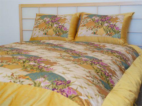 Kakebuton Comforter Japanese Futon Bedding Sleep Exquisite