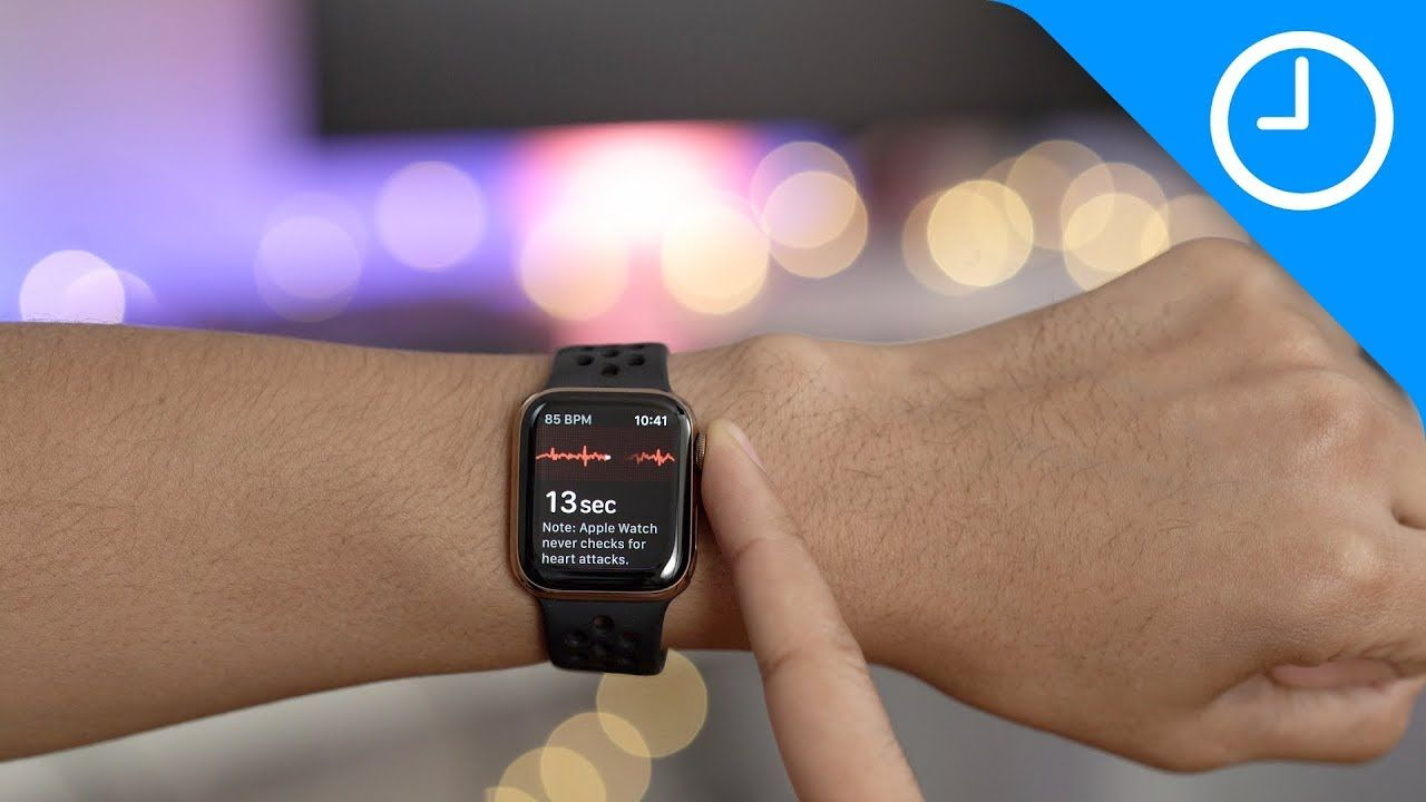 watchOS 5.1.2 Changes/Features ECG app! Ecg app, Buy