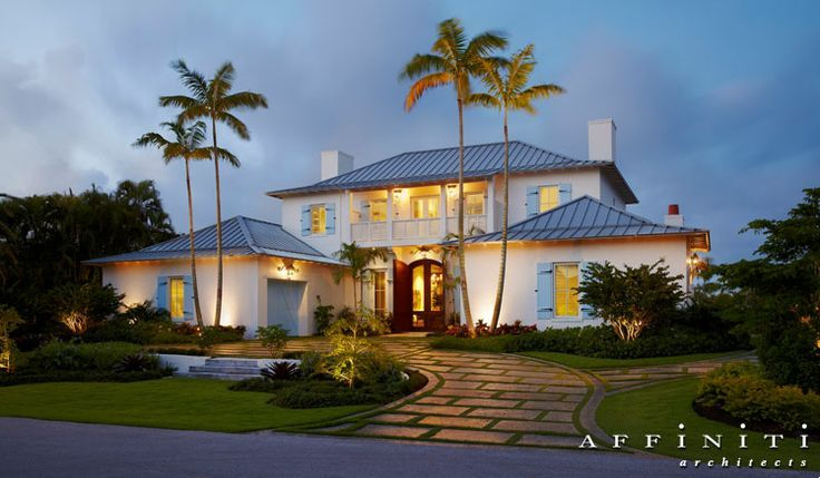 British west indies style homes found on for West indies style home plans