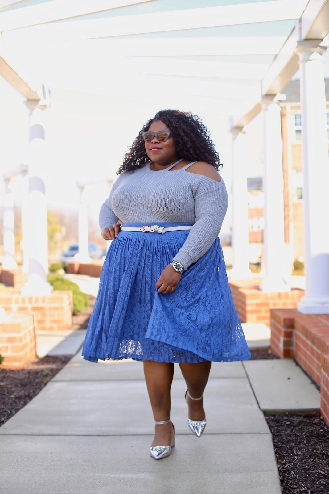 4f997ece255 Making it Work with Shein Plus Size.  shein  psblogger  plussize
