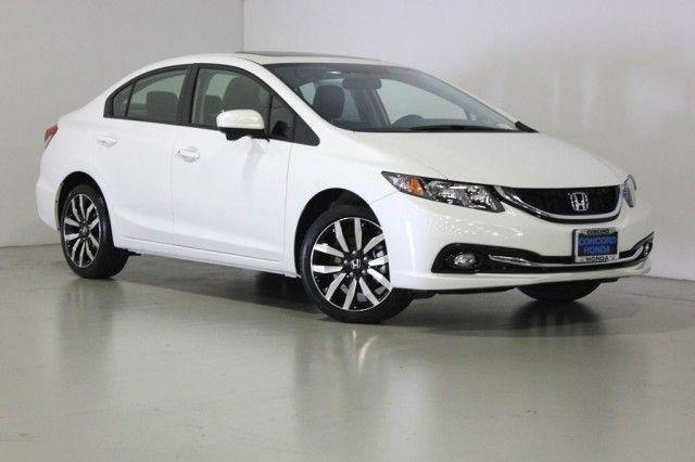 Honda Civic 2015 Exl Honda Civic Civic Honda