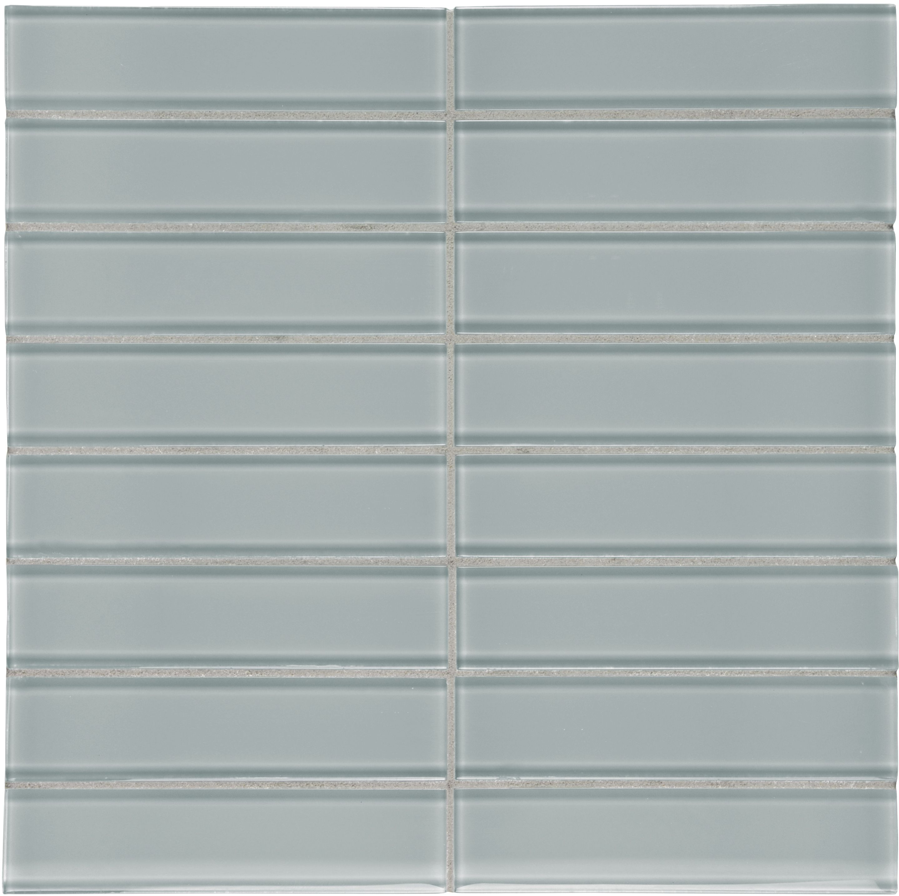- 35-120 Element Shadow Stacked Glass Mosaic Glass, Glass Tile