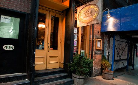 Brunch Spot - The Cupping Room | NYC | Pinterest | Brunch spots and ...