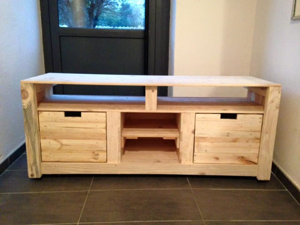 pallet tv unit or media stand pallet tv tv units and