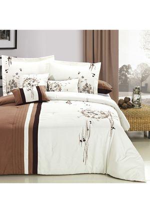 CHIC HOME Arabesque Comforter Set