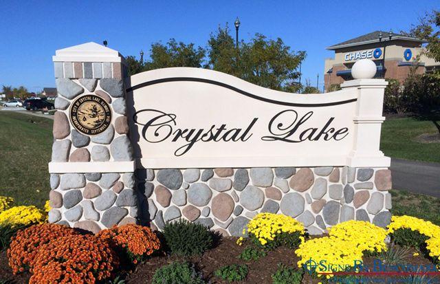 Wholesale Supplier Of Quality Composite Foam Core Signs Monument Signs Entrance Sign Entrance Signage
