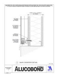 Alucobond Rainscreen System I Base Condition | Miami Terminal | Pdf