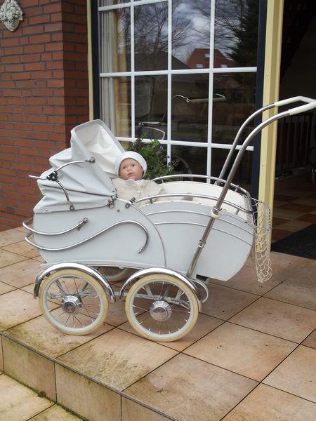 Beautiful Old Pram Prams Baby Strollers Vintage