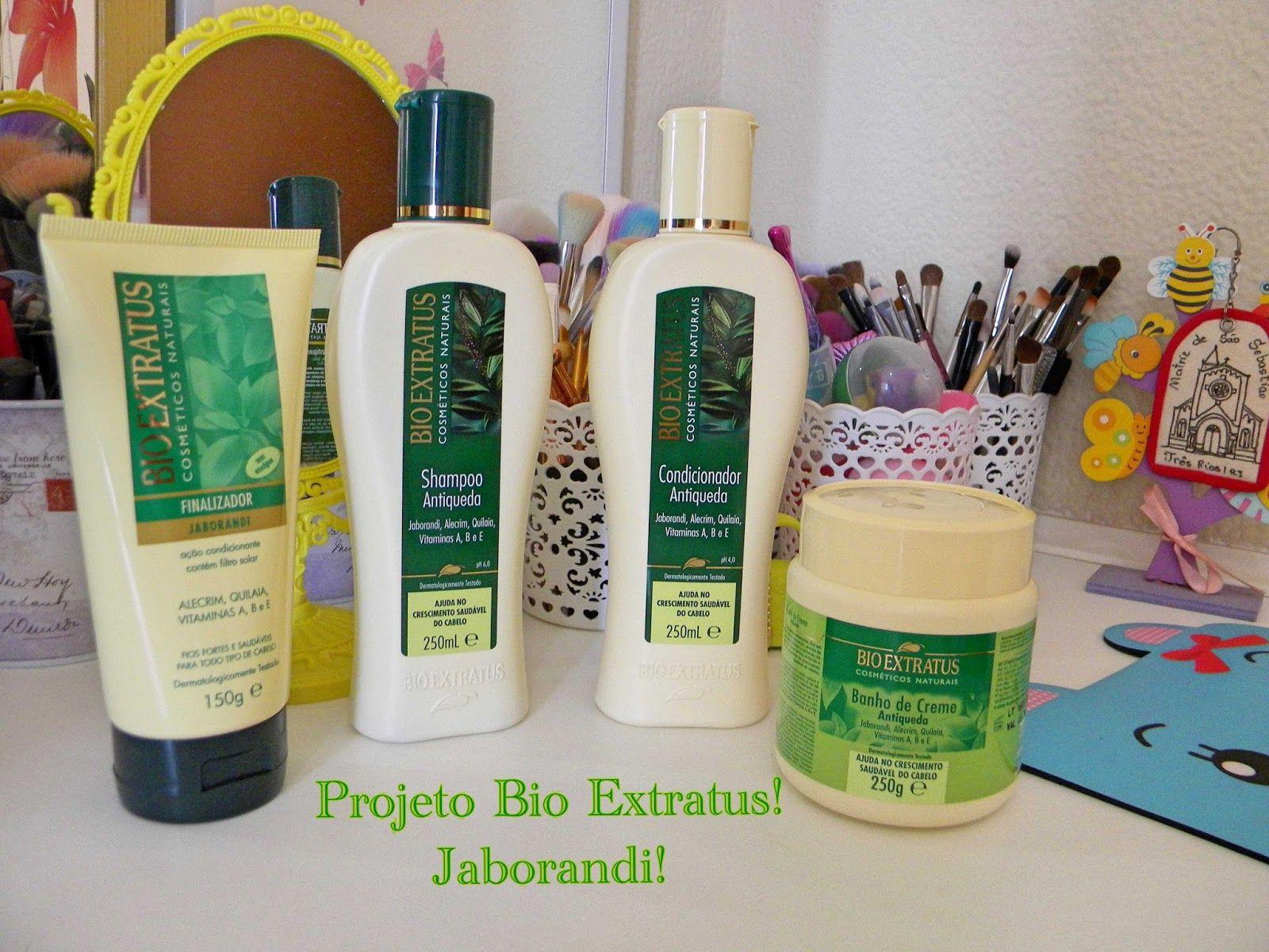 Projeto Bio Extratus Jaborandi Bio Extratus Bio Produtos De
