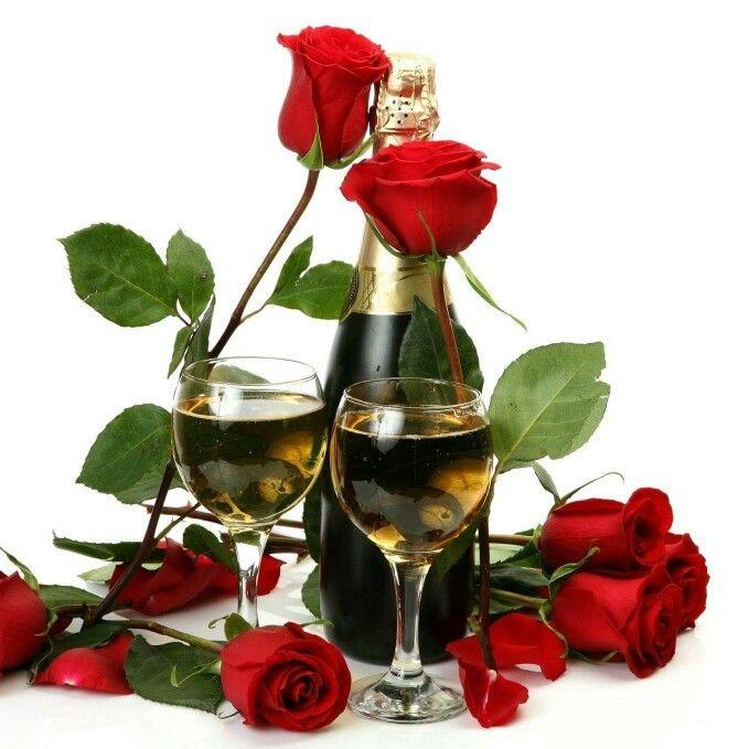 Pin By Martina Vierig On Hochzeit Spruche Wunsche Usw Wine Bottle Images Happy Birthday Flower Champagne