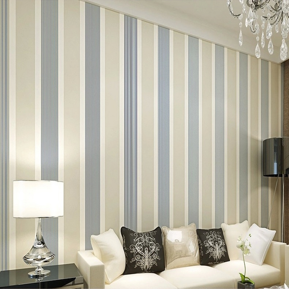 33.99$ Watch now - http://aliv6v.shopchina.info/go  Striped WallpaperWall  WallpaperLiving Room ...