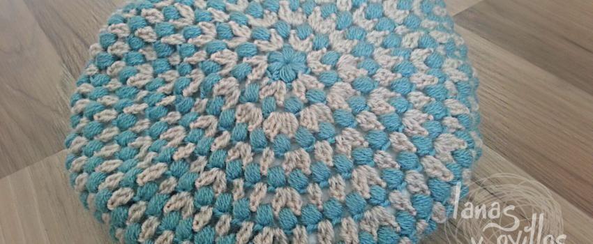 Slouchy beret crochet free pattern patrón gratis | beanies ...