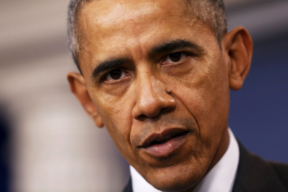 President Obama exposes the poison behind the 'fight for