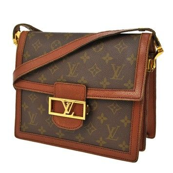 fa8063ac5 Louis Vuitton Sac Dauphine Shoulder Bag. Get one of the hottest styles of  the season