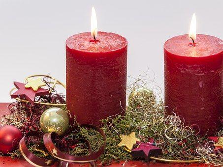 Advent, Tweede Kaars, Voor Kerstmis