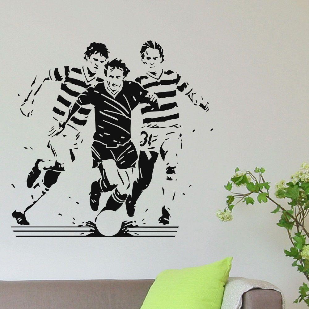 Messi Soccer Player Vinyl Wall Art Decal Sticker