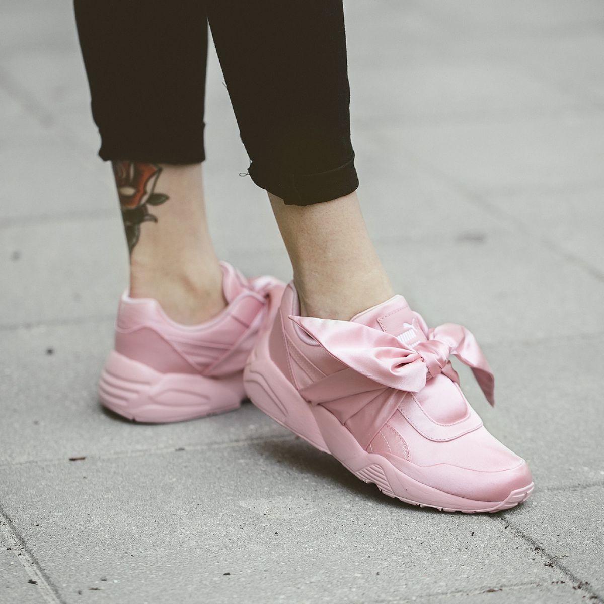 puma bow sneaker fenty by rihanna
