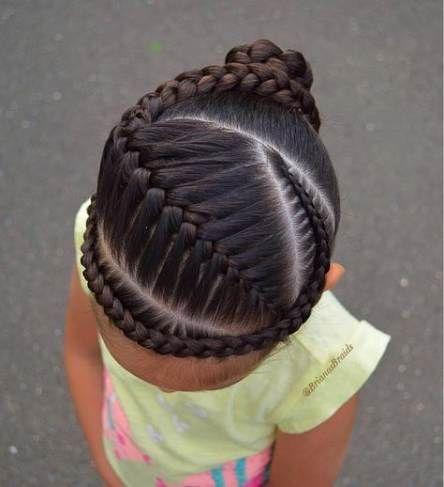 best braids updo tight ideas  natural hair styles kids