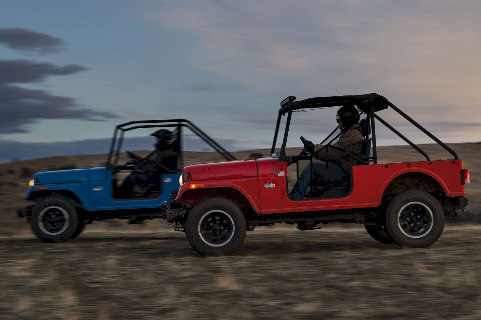 Roxor The Off Road Vehicle With Modern Innovation Mini Jeep Jeep Vehicles