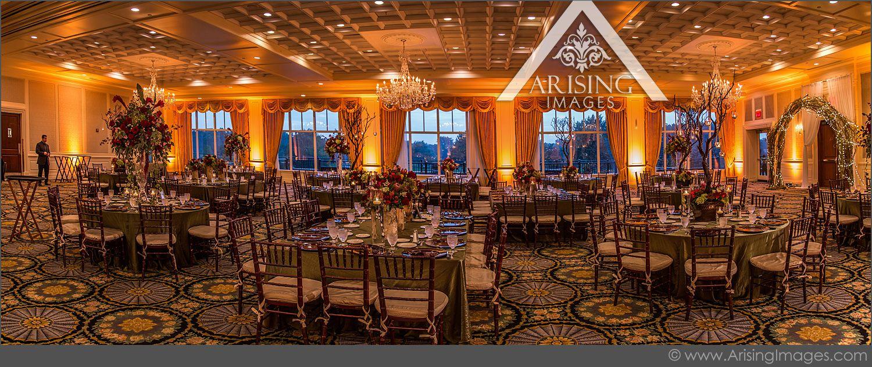 Beautiful Wedding Reception At The Shenandoah Country Club Www