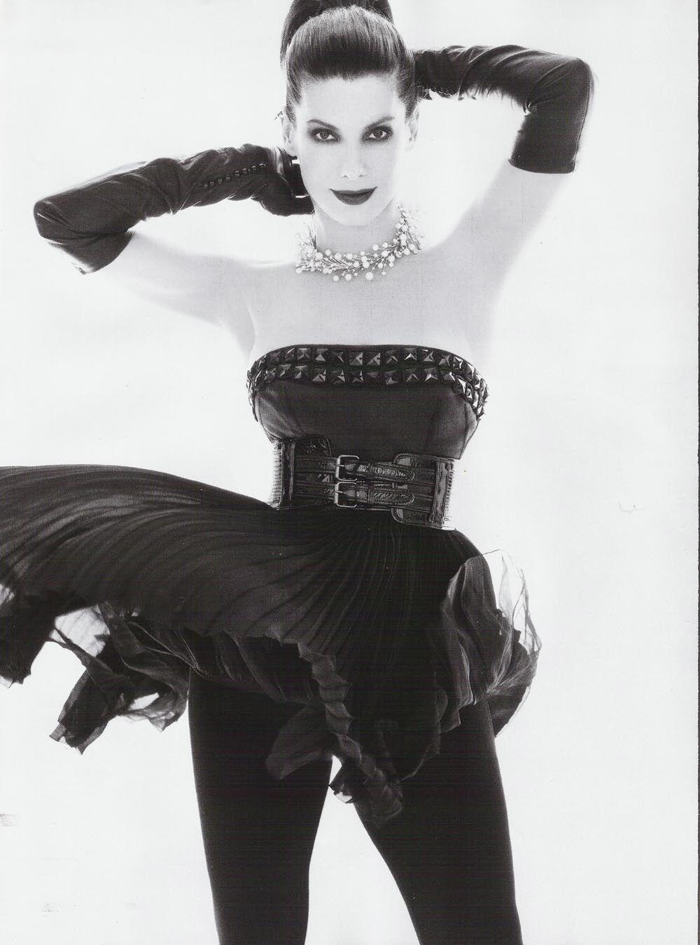 Sandra Bullock Vogue