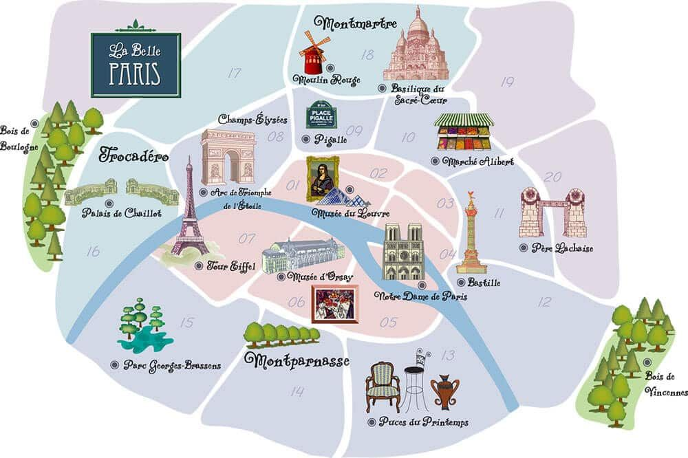 Where To Stay In Paris A Neighborhood Guide To Paris