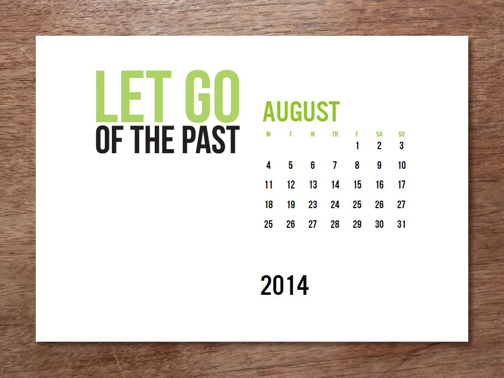 Its over move on each month in this printable calendar