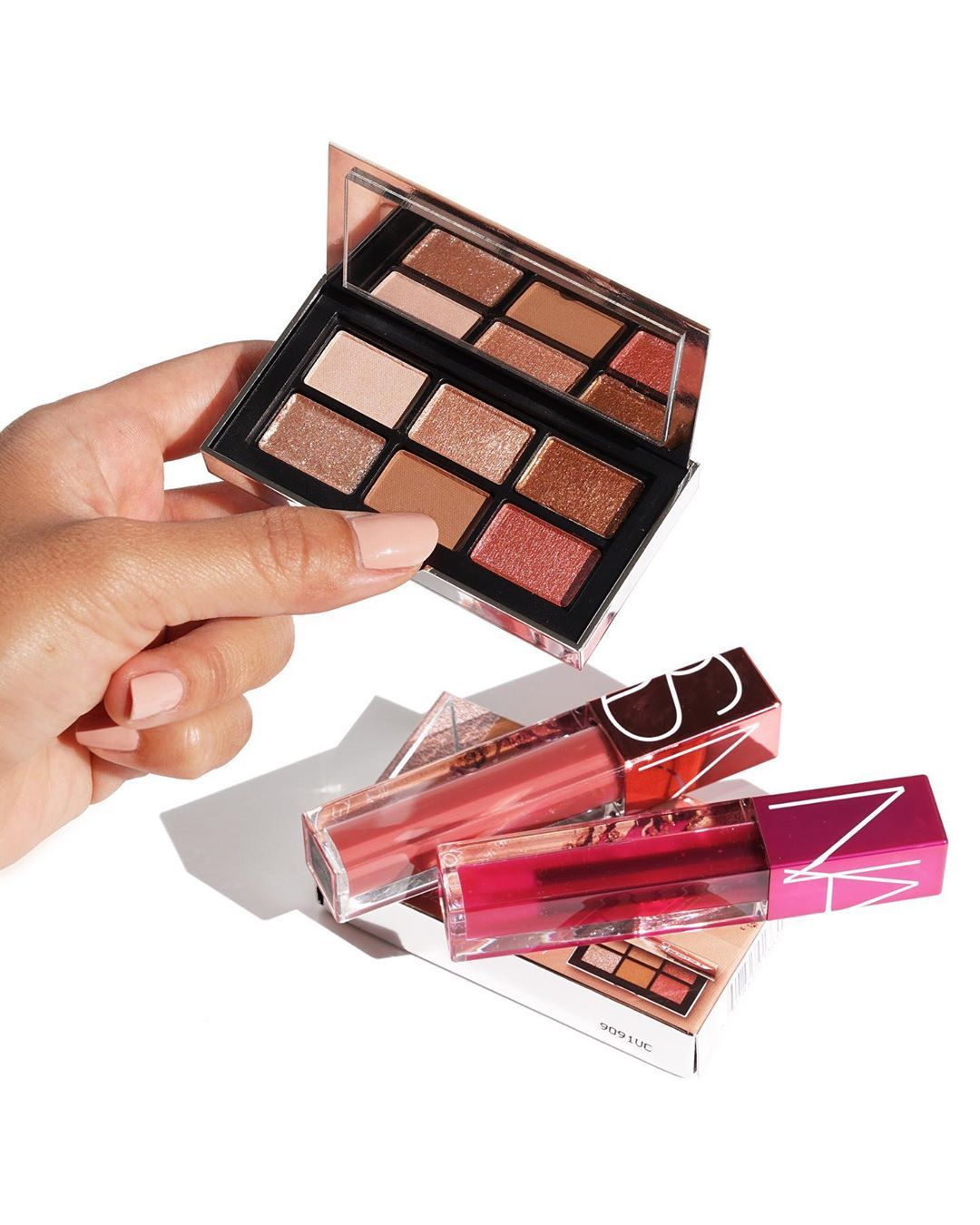 Nars New Wanted Mini Eyeshadow Palette Oil Infused Lip Tints Pic Beautylookbook Eyeshadow Lip Tint Eyeshadow Palette