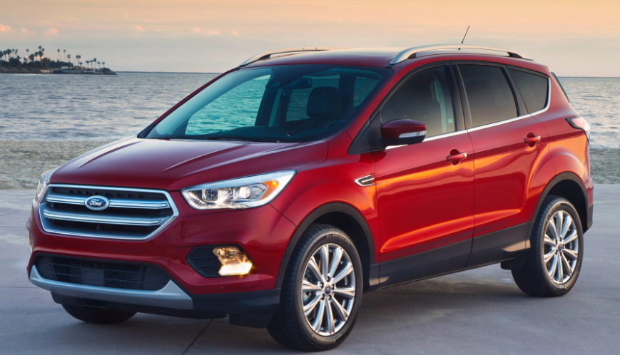 2017 Ford Escape Owners Manual The Contrary To Most Compact Crossovers Is Much More Like A Tall Wagon With Rakish Styling And Sporty