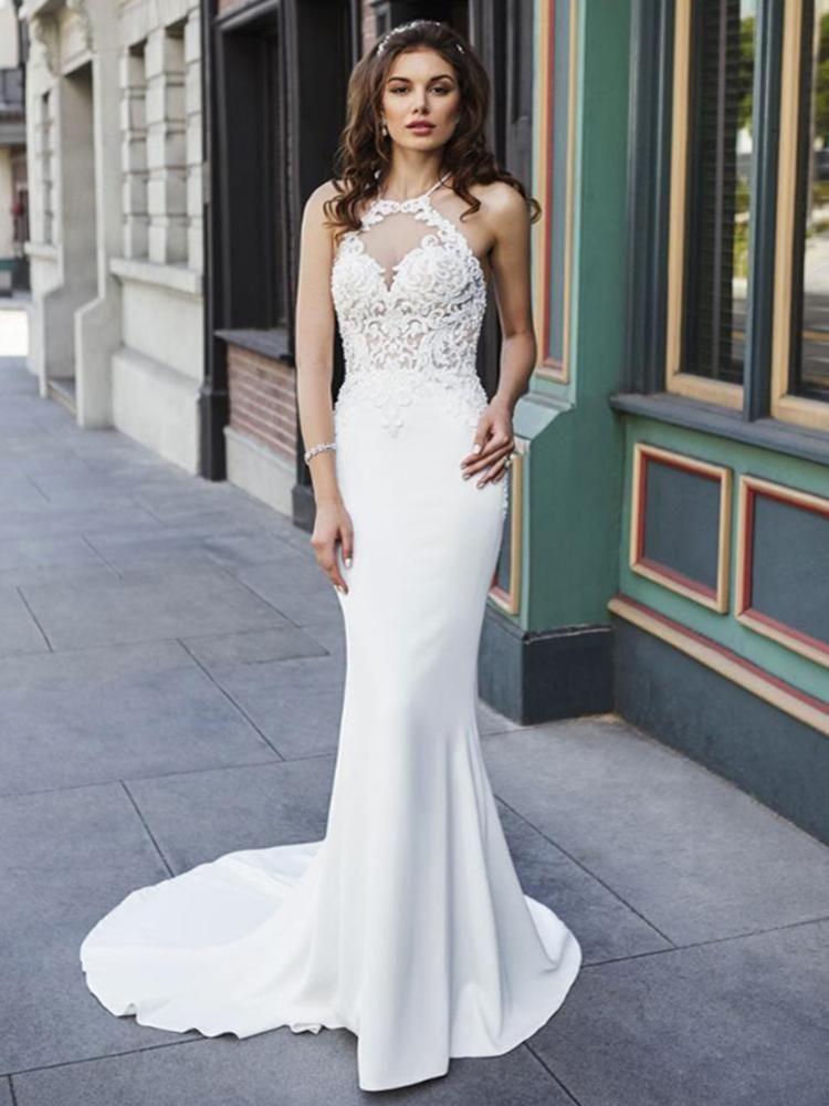 41++ Sexiest lace wedding dresses ideas