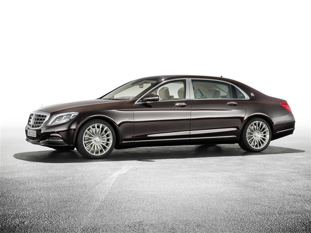 De Mercedes-Maybach S-klasse. Luxe in de overtreffende trap heeft zojuist een naam gekregen.