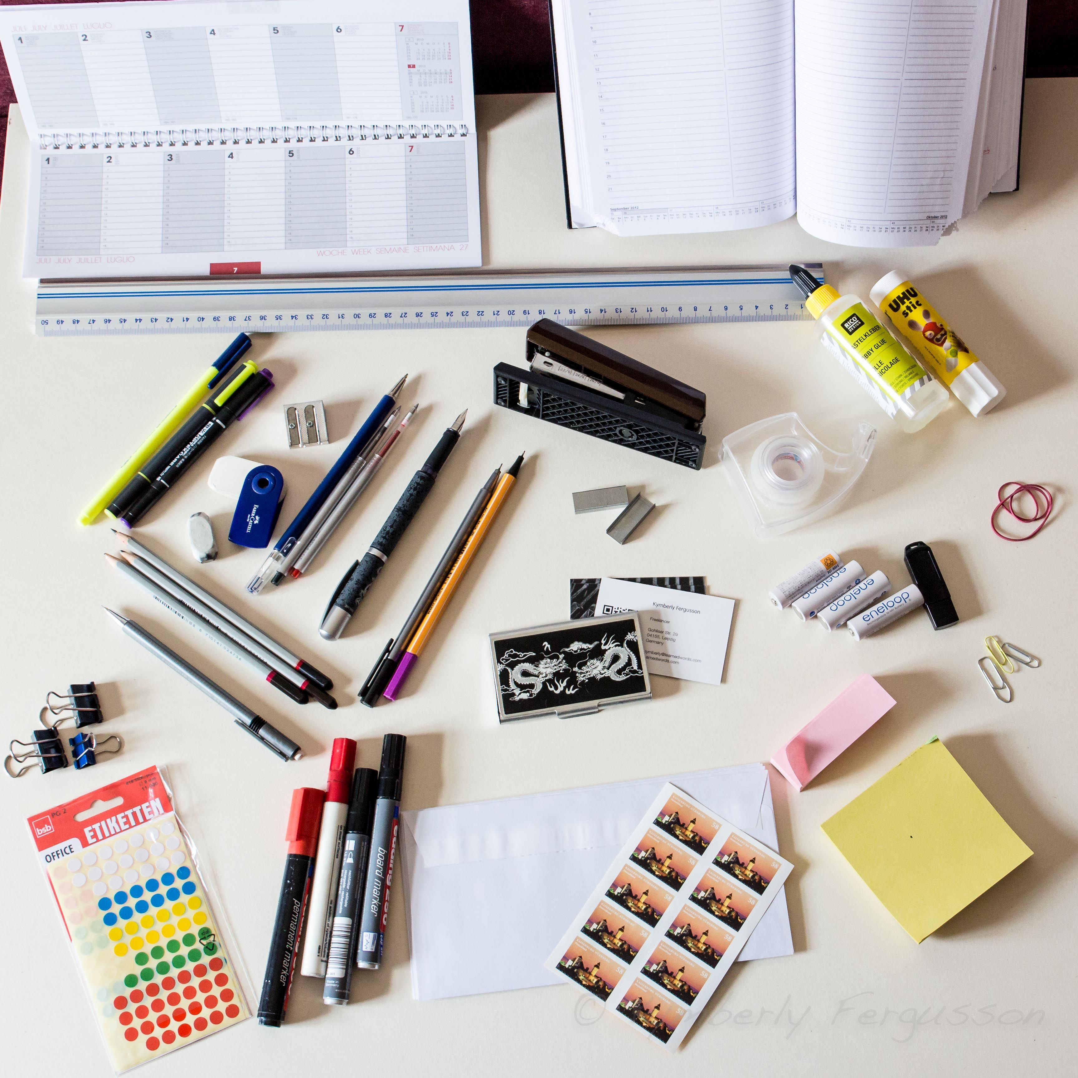 Common Office Supplies
