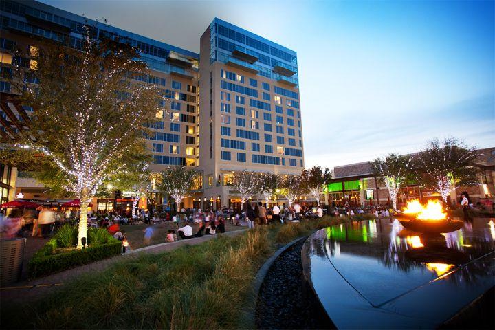 Houston City Centre