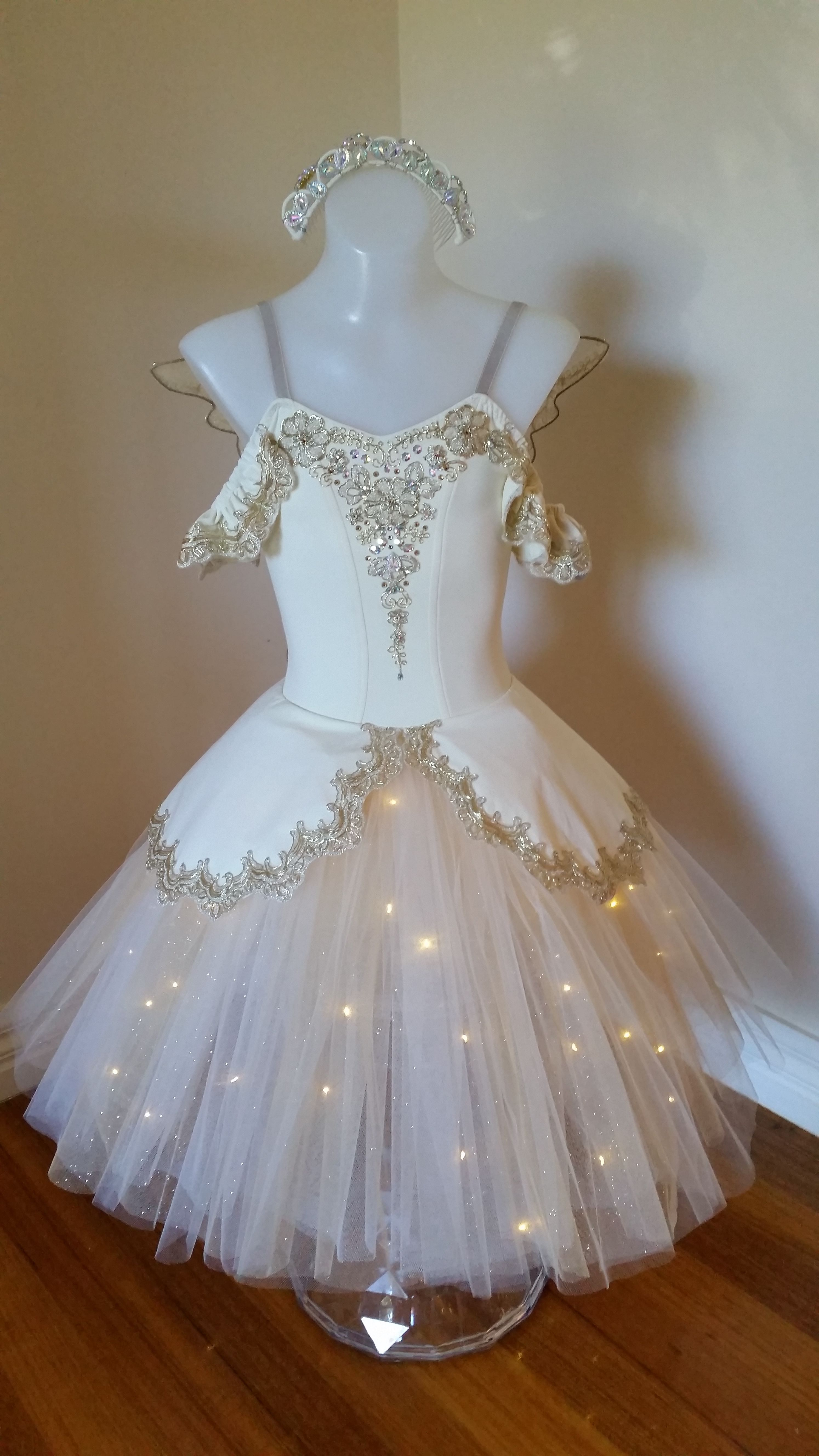 Light Fairy Demi Romantic Tutu Koz I Love Tutus