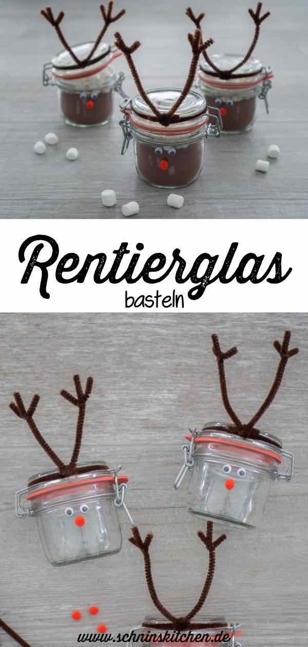 Photo of Tinker reindeer glass for gifts from the kitchen – Schnin's …