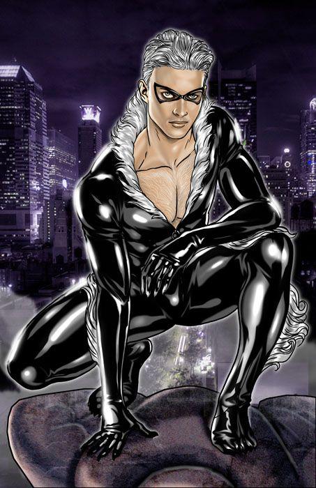 Joe Phillips Online Portfolio Superhero Villain Redesigns