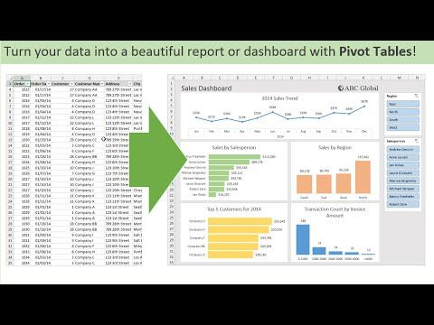 10 Tricks To Be A Microsoft Excel Superstar Pivot Table