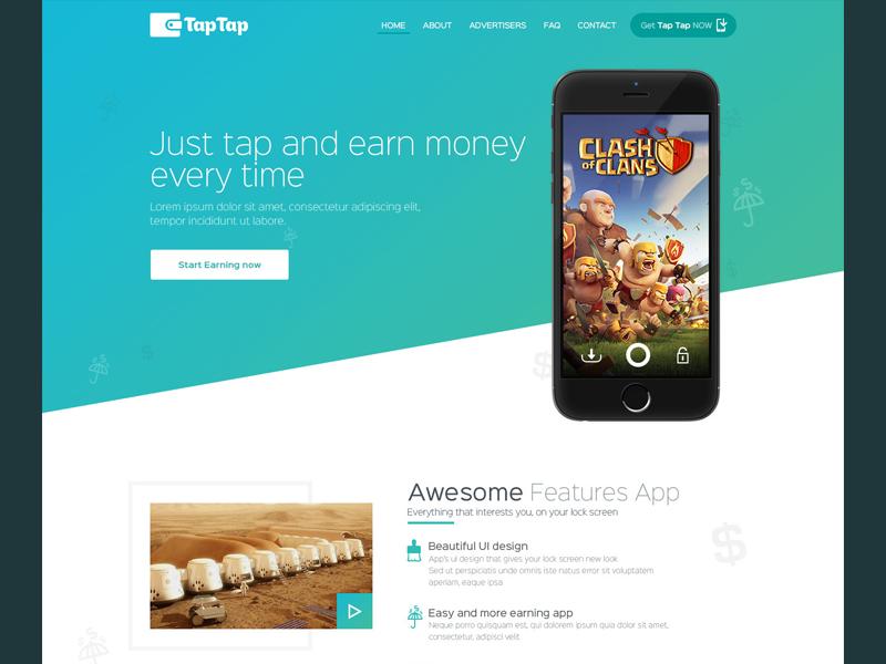 Tap Tap Earn Money App