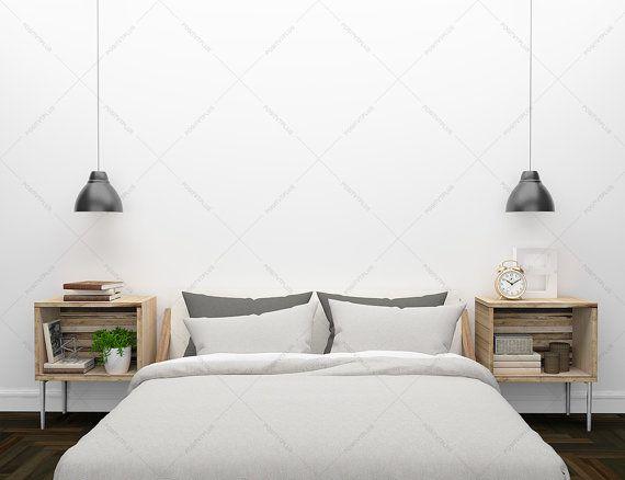 Blank Wall Art Blank Wall Interior White Wall Interior Etsy White Walls Interior Bedroom Interior