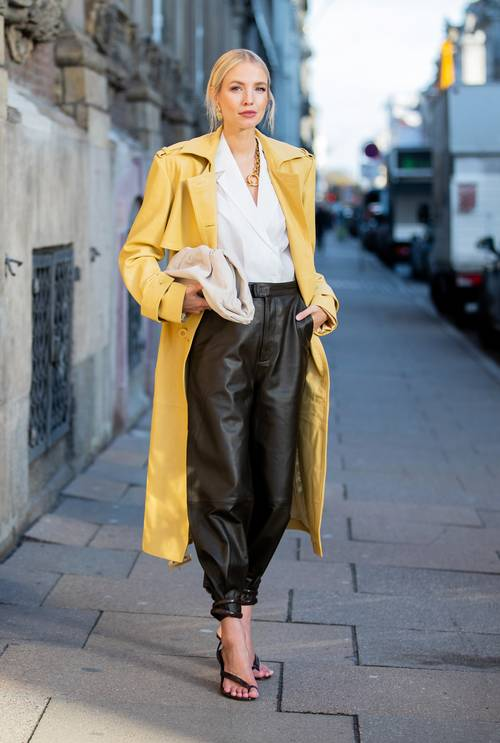 3 Spring Trend Secrets From The Best Dressed Scandi Girls In 2020 Scandinavian Fashion Nice Dresses Spring Trends