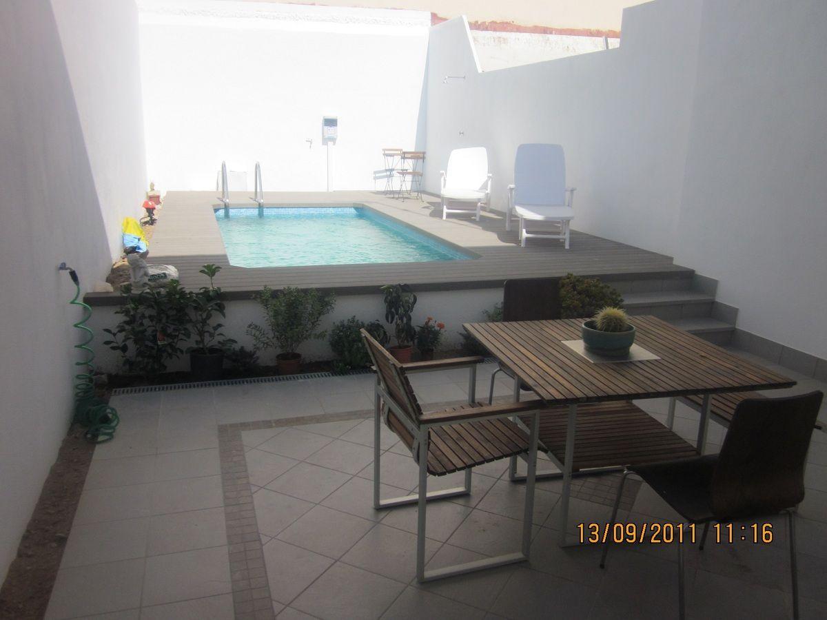 Patios instalar piscina otras estancias piscina piscina for Piscinas pequenas