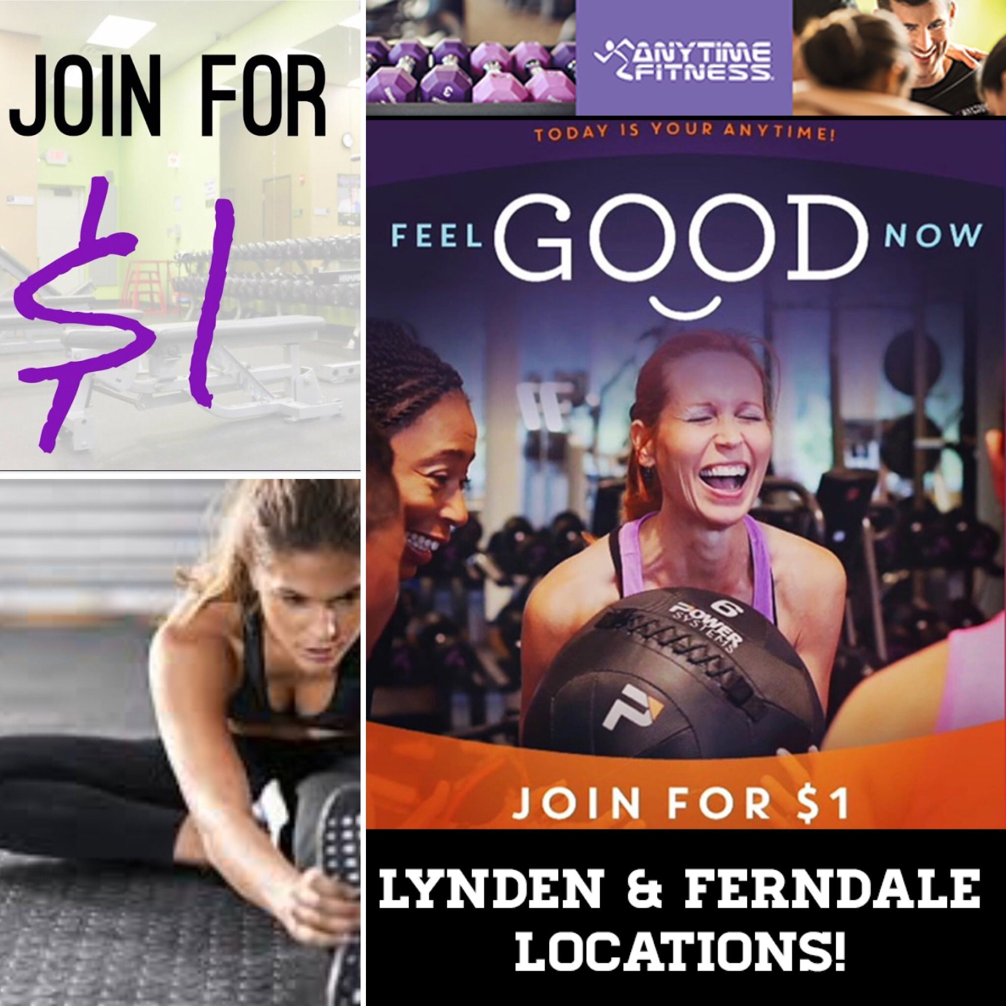 Lynden And Ferndale Between September 24 29 Take Advantage Of This Amazing Deal If You Re Looking To Join A Gym An Anytime Fitness Gym Life Join A Gym